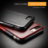 FLOVEME Leather Phone Bag Cases For iPhone